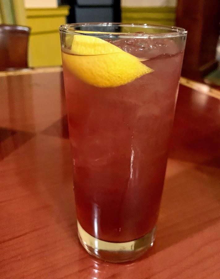 Antioxidant Lemonade at Saratoga Springs