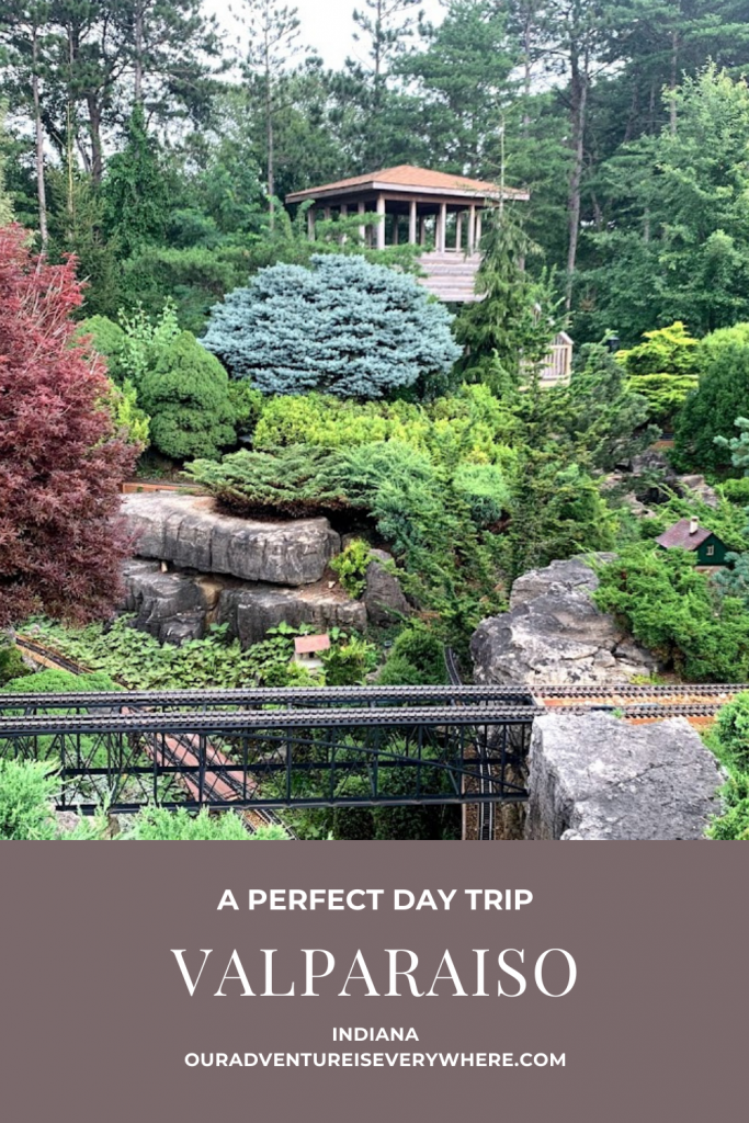 Valparaiso is the perfect day from from Indianapolis or Chicago! With great choices for foodies, nature lovers and shoppers, there is plenty to see and plenty of things to do! Enjoy a fun day or weekend getaway in Valpo! #MidwestDayTrips #MidwestTravel #IndianaTravel