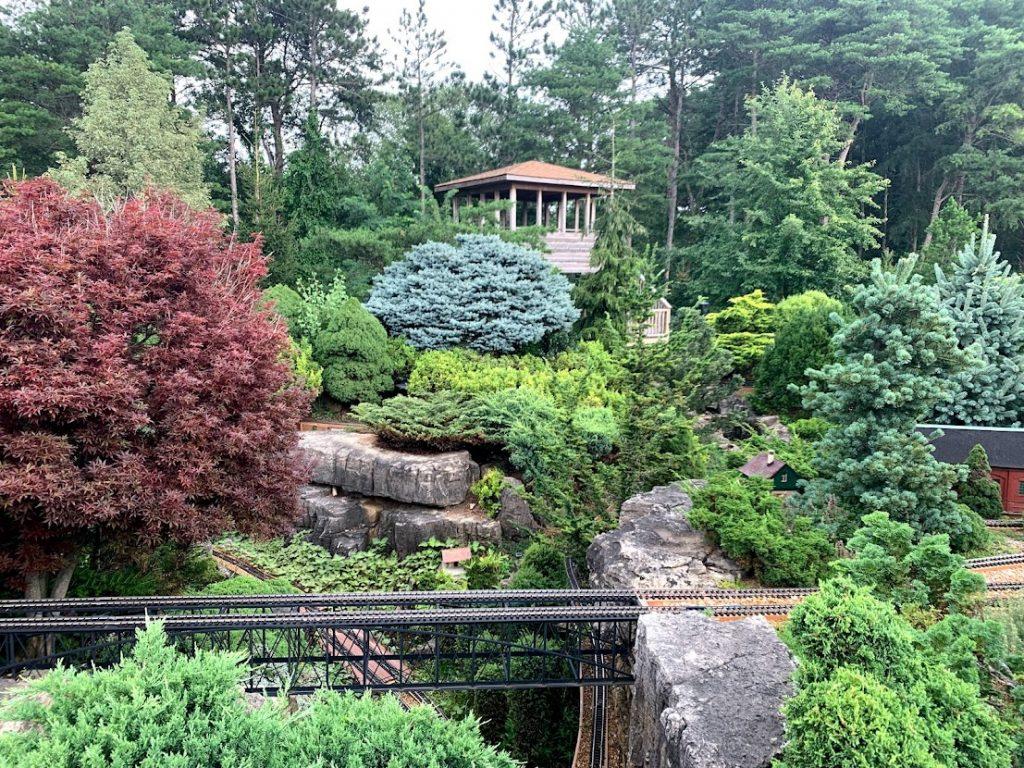 Railway Gardens at Gabis Arboretum