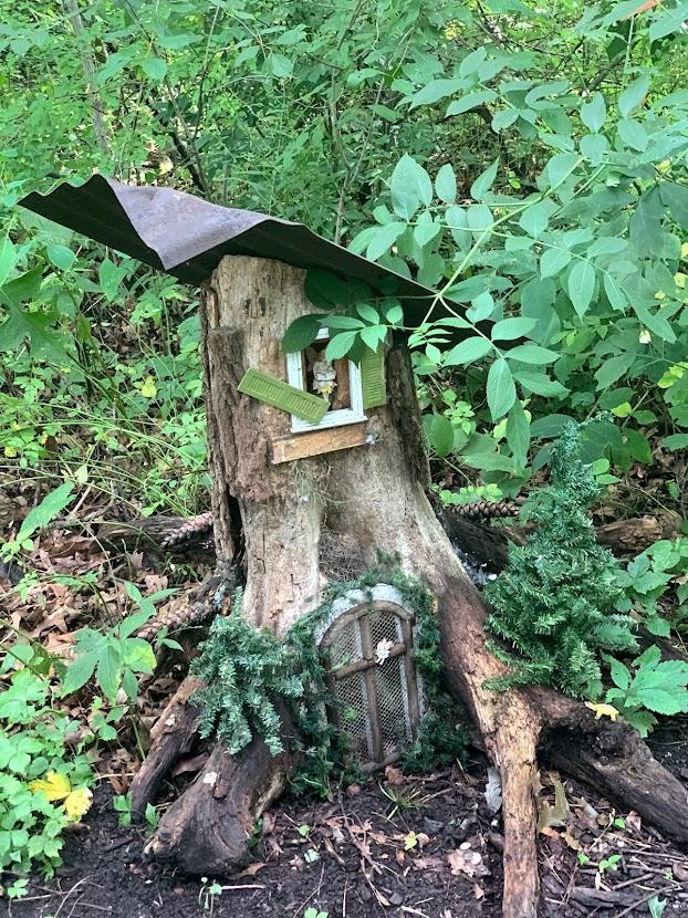 Along the Heron Trail