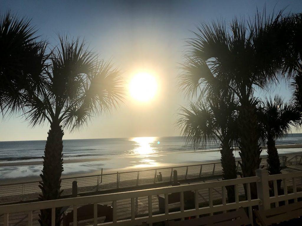 Florida as a fall vacation idea