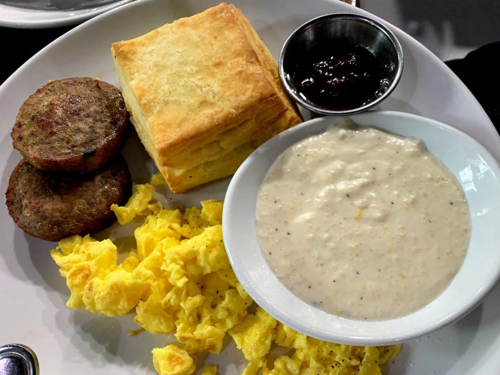Breakfast at Biscuit Love in Nashville, TN