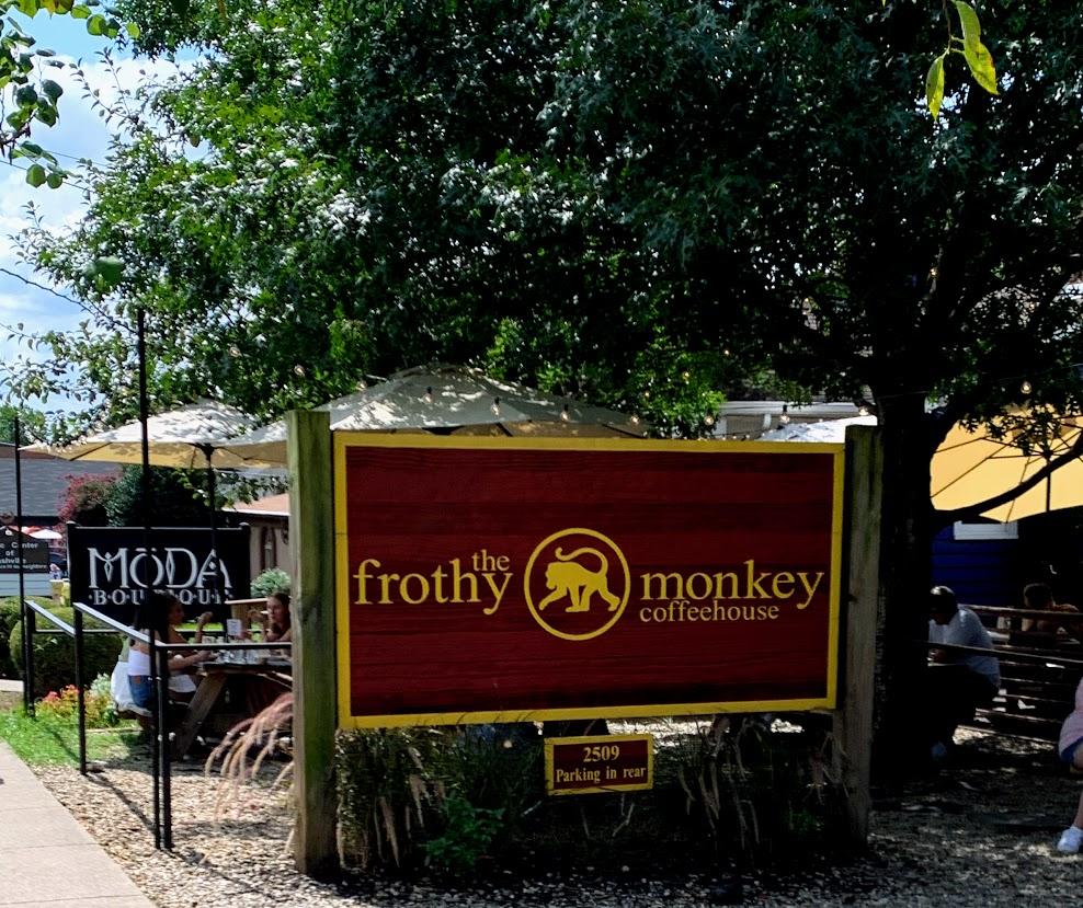 Frothy Monkey in Nashville