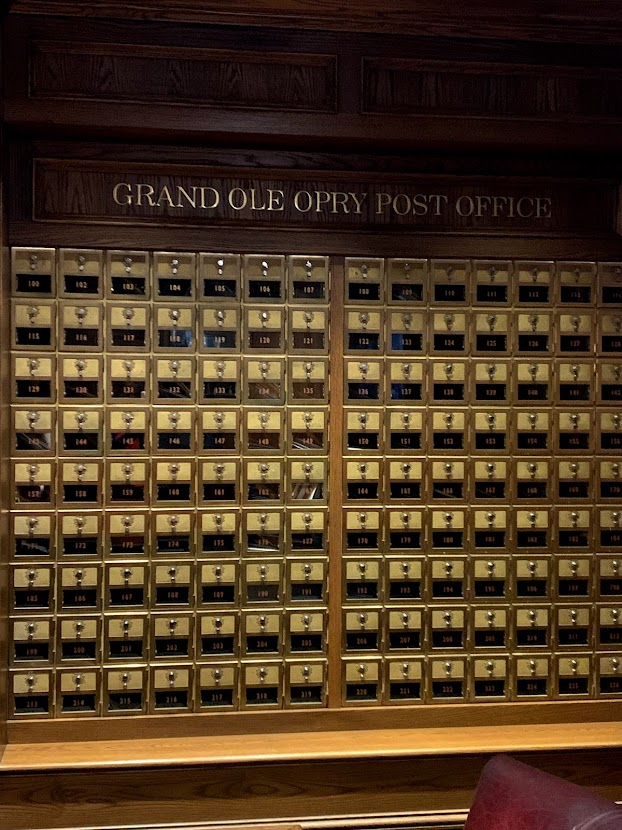 Grand Ole Opry Post office