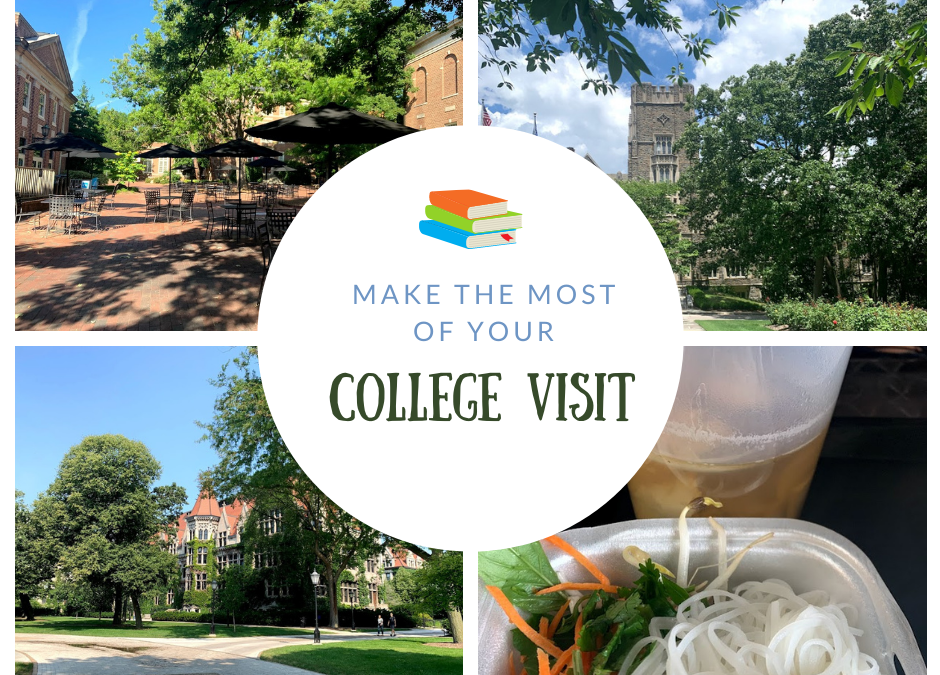 Make the Most of a College Tour