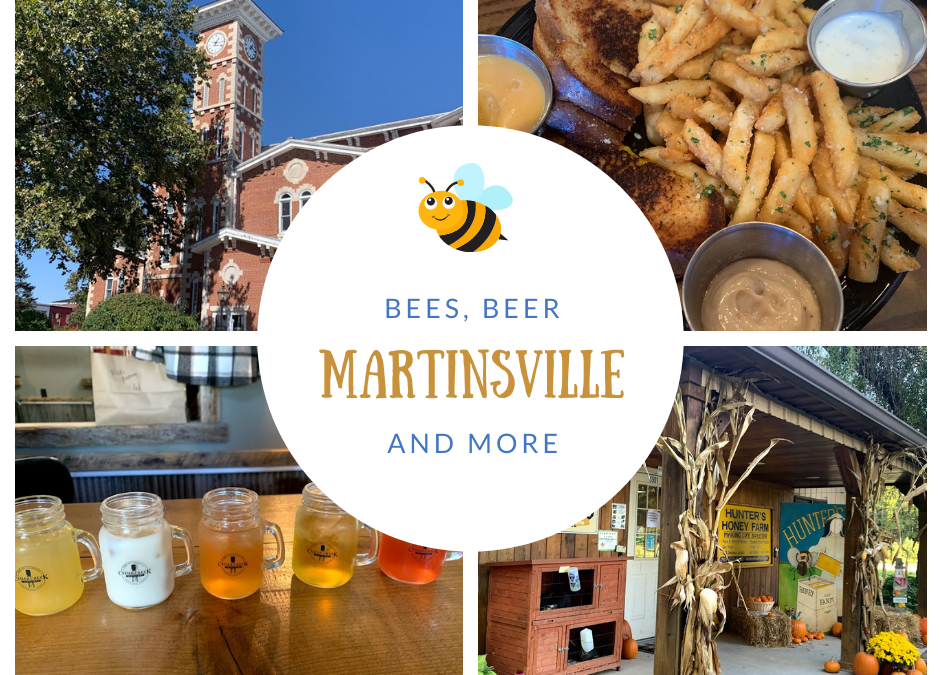 Bees, Beer and more in Morgan County